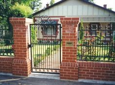 Informal Gates And Fences Cairns and gates an fences