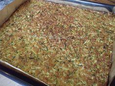 Slaný cuketový koláč - obrázok 4