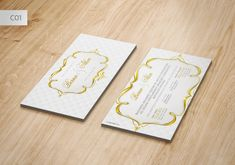 High Quality Cards for your Wedding - #invitation #wedding #cards