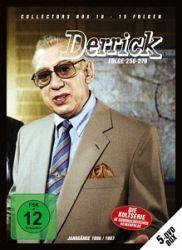 Derrick - Collector's Box Vol. 18 (Folge 256-270) (5 Discs)