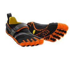 FiveFinger Shoes Still Have Utility