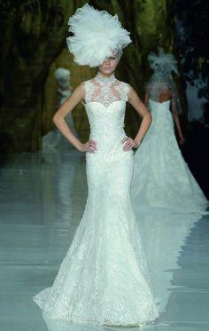 Pronovias Wedding Dresses 2014: An Enchantingly Diverse Collection