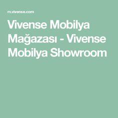Vivense Mobilya Mağazası - Vivense Mobilya Showroom