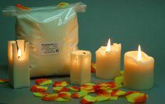 Rapswachs 1000g | Wachs | Kerzen gießen | Kerzen selber machen | die-kerze.de