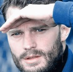 """""""Who are you looking at Mr Dornan ? _______________ Anastasia & Christian…"""""""
