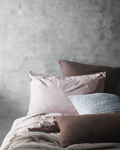 aiayu home campaign by ditte isager / christine rudolph Dream Bedroom, Home Bedroom, Bedroom Decor, Bedroom Linens, Bedrooms, Hygge Home, Up House, New Room, Home Decor Styles