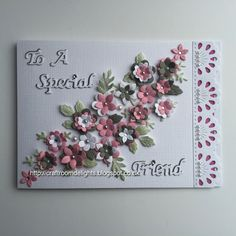 Personal Impressions Blog: Sweet Dixie Floral Card