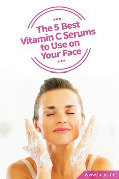 The 5 Best Vitamin C Serums to Use on Your Face