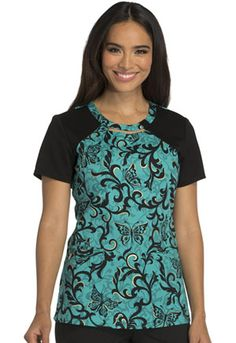 Careisma Round Neck Top Just Scroll With It CA614-JUSC
