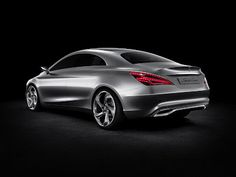 Mercedes Concept Style CLA CLC #mercedes #china