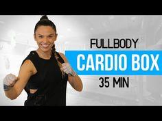 KICK BOXING en Casa 🔥 QUEMA 600-800 CALORÍAS 🔥 🎵 REMIX TOP🎵 CLASE COMPLETA AEROBOX | 35 Minutos - YouTube Zumba Fitness, Fitness Tips, Kick Boxing For Beginners, Cardio, Kick Boxing Girl, Boxing Workout, For Everyone, Kickboxing, Youtube
