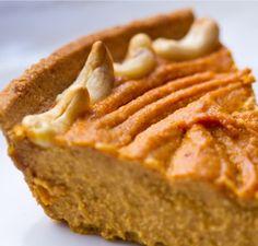 5 Ingredient Vegan Pumpkin Pie! Cheesecake too.