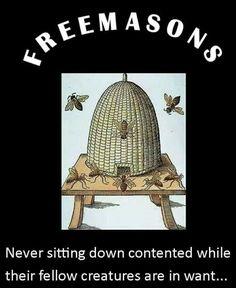 to bee or not to bee Masonic Art, Masonic Symbols, Wild Bees, Eastern Star, Freemasonry, Travel Light, Magick, Savannah Chat, Creatures