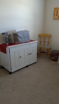 sauder sewing machine tables