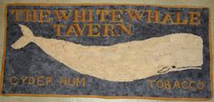 """The Paisley Studio: New York State Sheep and Wool Festival -- just love old Tavern Signs and """"hooked ones are fun too""""!!"""