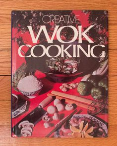 **SOLD** Creative Wok Cooking by JenuineCollection on Etsy