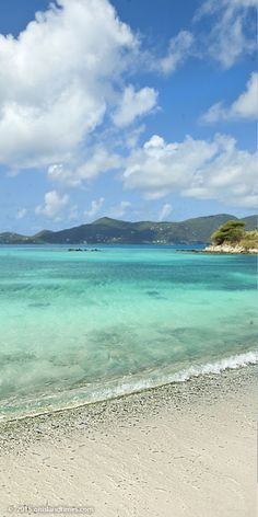 Hansen Bay looking toward Calabash Boom, St John, US Virgin Islands