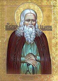 saint herman of alaska icon   saint herman of alaska was born in 1751 in a