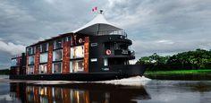 "Cruise throught the Amazon - The Best ""Adventurous"" Trips for Non-Adventurous People via @PureWow"