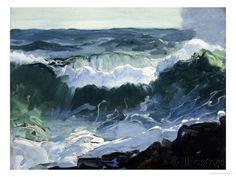 Comber Kunst van George Wesley Bellows bij AllPosters.nl