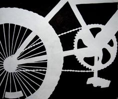 Positive/ Negative Bikes:created by LadyKn1ghtZ on flickr