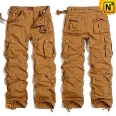 Men Outdoor Cargo Pants