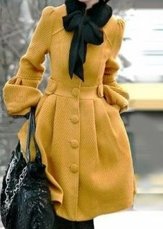 fancy lady coat by may may