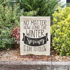 Im sorry if its still snowing in your state Go make yourself a new gardenflag Spring is coming Grab this free SVG cutfile for silhouettecameo silhouetteportrait cricut cricutmaker on cuttingforbusiness today heattransfervinyl htv heatpress freebie