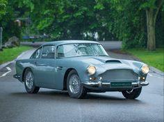 1961 Aston Martin DB4 - Series III
