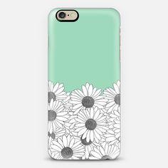 Daisy Boarder Mint - New Standard Case