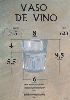 Vaso de vino.