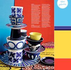 How to mix, match & clash colour! – Bright.Bazaar