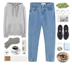 """D"" by taxicabs ❤ liked on Polyvore featuring moda, T By Alexander Wang, NIKE, Johnstons of Elgin, Brunello Cucinelli, Conair, Polaroid, Kim Seybert, Moratorium e Faber-Castell"