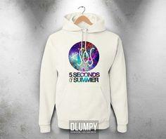 5SOS Shirt Five Seconds Of Summer Galaxy Logo