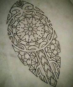 Marquesan tattoos – Tattoos And Bone Tattoos, Black Ink Tattoos, Arrow Tattoos, Body Art Tattoos, Maori Tattoos, Geometric Tattoo Stencil, Geometric Tattoo Design, Tattoo Stencils, Tribal Turtle Tattoos