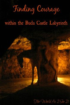 Finding Courage within the Buda Castle Labyrinth