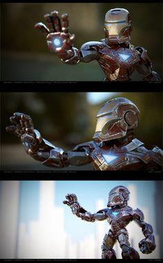 Mini Ironman :)
