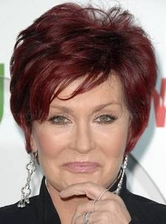 short hairstyles for women over 60 - Google Search
