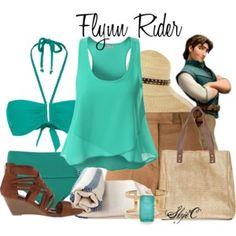 Flyyn Rider - Summer / Beach - Disney's Tangled