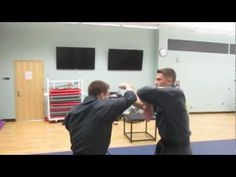 COMBAT HAPKIDO: Trapping Drills (Circular Attacks)