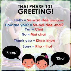 Learn Thai Language, World Languages, Thailand Travel, Bangkok, English, Holidays, Learning, Style, Viajes