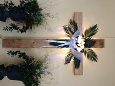 Palm Sunday idea. . . . .needs some revamping for my taste. . . .but overall is aesthetically pleasing