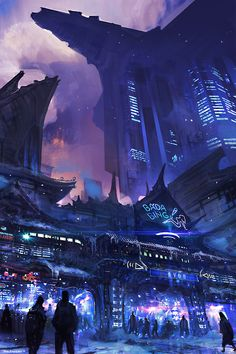 Sprawl Inspiration for Arcadia Jane Series - http://www.wattpad.com/story/29851546-arcadia-jane-%26-the-infinity-crisis