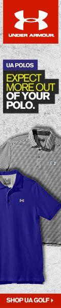 We Made Your Golf Gear Better – Shop UA Golf