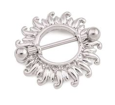 Image result for simple nipple jewelry