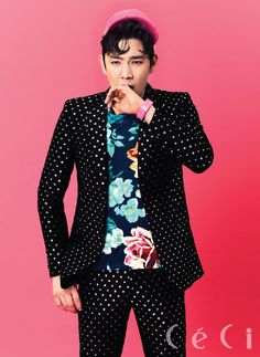 Kang In - Ceci Magazine April Issue 13