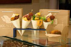 street food packaging - Buscar con Google