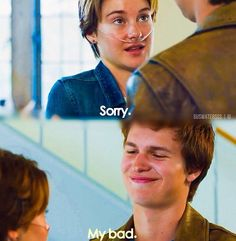 D'aww. Tfios, I need to watch you like right this second!