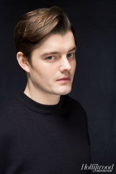 Sam Riley : The Hollywood Reporter