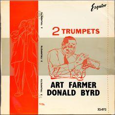 Killer tune... Art Farmer and Donald Byrd - Dig  #jazz #dig #artfarmer #pigletandtheogre pigletandtheogre@gmail.com